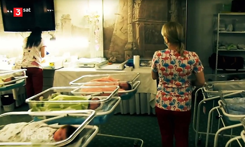 Maternității surogat